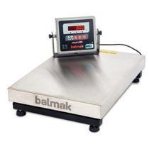 Balança Balmak BK-300I1B 300Kg Bateria Portaria Inmetro/Dimel nº023/99 -