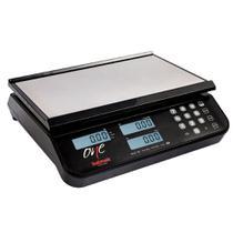Balança comercial digital Balmak ELCO 30 Bateria kg 110V/220V preto -