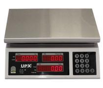 Balança Comercial Digital Upx Solution Ea 20kg Inmetro + Saída + Bateria -