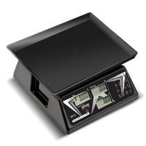 Balança Computadora DCRB CL 15kg c/ bandeja - Bateria - 15Kg/5g - Selo Inmetro - Ramuza -