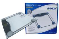 Balança Corporal Digital G-tech Glass 10 - Gtech