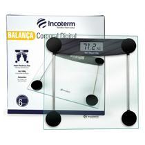 Balança Corporal Digital POP Incoterm -