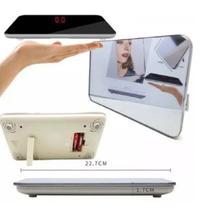Balança Corporal Vidro Digital Espelho Led 150Kg - Concise Fashion Style
