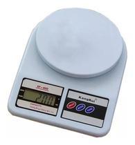 Balança  Cozinha Até 10 Kg + Termômetro Culinário Top - Bmax