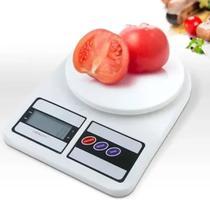 Balança Cozinha Digital 10 kg Cozinha Inteligente - CK1253 - Fernet - CLK 001 - 123Útil