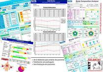 Balança de Bioimpedancia BC 601 Tanita c/ Mochila da TANITA +Software ilimitado -
