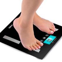 Balança de Bioimpedância Digital Analisador Corporal até 180 kg Marca: Wiso W905 - Wiso