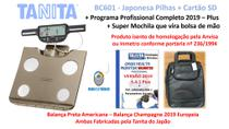 Balança de Bioimpedancia Tanita BC601 -