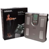 Balança de Controle Corporal Omron HBF-514C Digital com Bioimpedância -