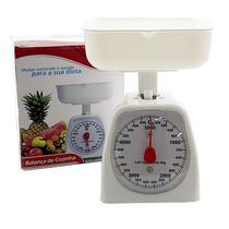 Balanca de cozinha 5kg wx182 - Wellmix