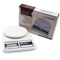 Balança De Cozinha Digital Alta Precisão 1g À 10 Kg Casa Liba -
