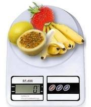 Balança de Cozinha Digital Eletrônica De Precisão Sf-400 Até 10kg - Belakaza