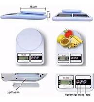 Balança de Cozinha Digital Eletrônica De Precisão Sf-400 Até 10kg - Clink