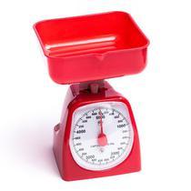 Balança De Cozinha Para Alimentos Analógica 5 Kg Dasshaus -