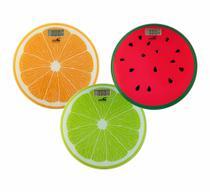 Balança de fruta peso cozinha banheiro digital 180kg limão ca05026 - Casíta