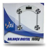 Balança Digital 180kg - Util - 123 útil