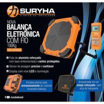 Balança Digital Ar Condicionado Refrigeração 100kg Suryha (9090202535) -