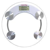 Balança Digital Banheiro Academia Até 180kg Consultório Casa - Importway