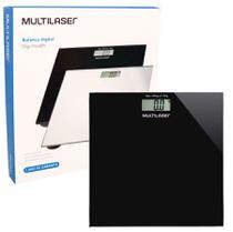 Balança Digital Banheiro Academia Multilaser 180kg Hc022 -