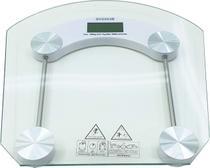 Balança Digital Banheiro Academia Vidro Temperado 180k Quad. - Personal