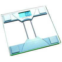 Balança Digital Bioland EB9008H LCD Iluminado 180Kg Vidro Temperado -