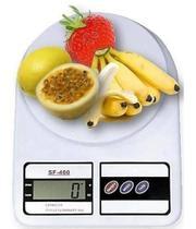 Balança Digital Cozinha 10kg Alimentos Academia Medir Porção - Clink