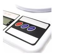Balança Digital de Cozinha Alta Precisão Alimentos 10Kg - Belakaza