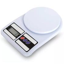Balança Digital De Cozinha Com Tara Alimentos - IMPORTWAY