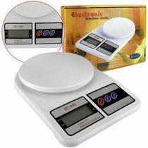 Balança Digital De Precisão Cozinha 10kg Nutrição E Dieta - STASZAK