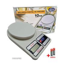 Balança Digital Eletrônica De Precisão 10kg Doméstica - Frigopro