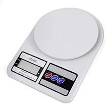 Balança Digital Eletrônica De Precisão Sf-400 Até 10kg Cozinha - Inova
