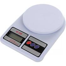 Balança Digital Eletrônica Pesa 1gr Até 10kg Cozinha - Wellmix