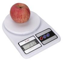 Balança Digital Precisão 1g a 10 Kg - A Pilha - Wellmix