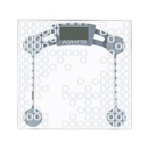 Balança Digital Vidro Temperado 180kg Agratto -