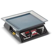 Balança Eletrônica Capacidade 15kg/5g Mod. CRB 15 Com Bateria Cód. 1007  Ramuza -