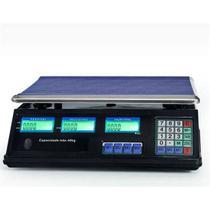 Balança Eletrônica Digital 40kg Comercial Alta Precisão - Yabox