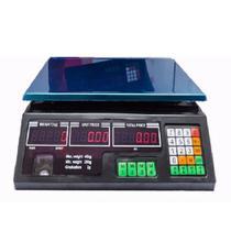Balança Eletrônica Digital - Preto - Aloa