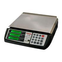 Balança Eletrônica Digital Us 31/2 31 Kg Pop Z Com Bateria Bivolt - Urano -