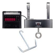 Balança Eletrônica Tendal Gancho DT 150kg/50g Ramuza -