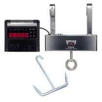 Balança Eletrônica Tendal Gancho DT 300kg/100g Ramuza -