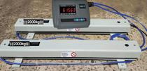 Balança Gado 4000kg Boi Brete Tronco congelamento de peso Digital bateria - Insidebal