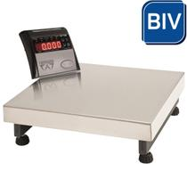 Balança Industrial Plataforma 300kg/100g Bivolt Ramuza -
