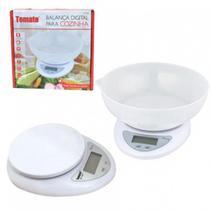 Balança Para Cozinha 1g até 5Kg Tomate SF-420 -