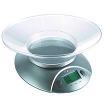 Balança para Cozinha Brasfort 7550 Digital Capacidade 5 Kg -