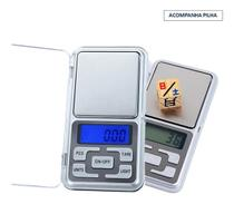 Balança Portátil De Precisão Digital Escala 0 A 500 Gramas - Pocket Scale