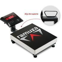 Balança Portátil Nutricionista Capacidade 200kg/50g Ramuza -