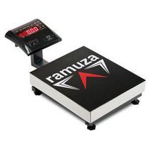 Balança Ramuza DPB 200Kg Portatil com Alça - Bateria -