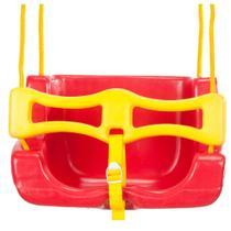 Balanço Cadeira Vermelha 3160 - Jundplay -