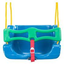 Balanço Infantil Cadeira Azul - Jundplay