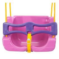 Balanço Infantil Cadeira Rosa - Jundplay